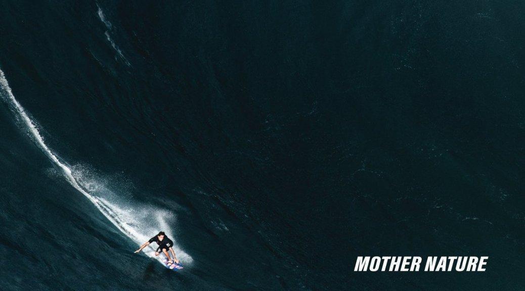 The Dangerous Summer, Mother Nature, copertina